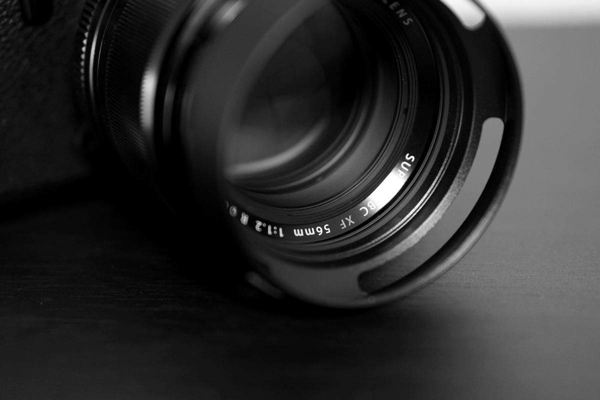 FUJINON XF56mm f1.2アップ