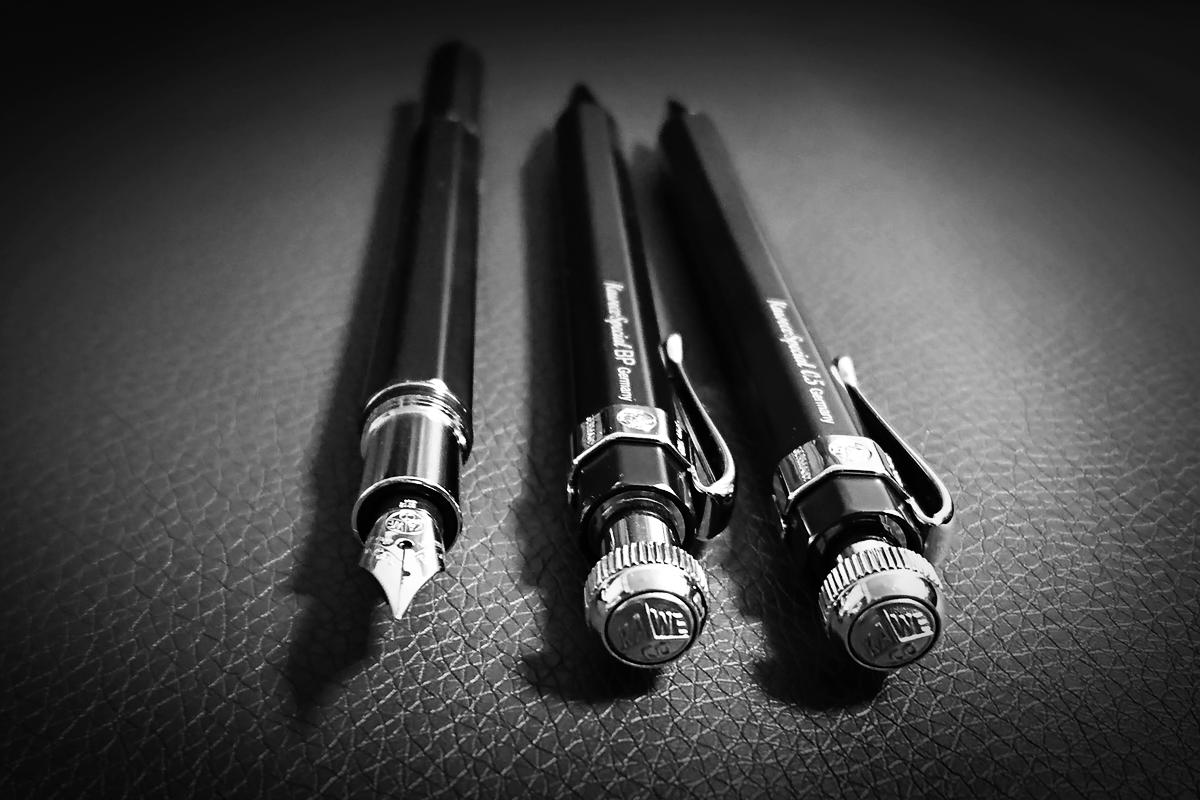 スペシャルなペンたち